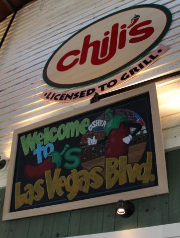 Essen In Las Vegas