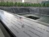911 memorial - wasserbecken reflecting absence