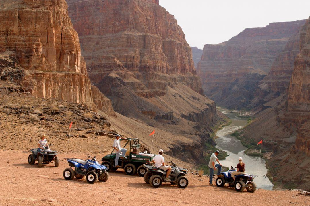 Grand Canyon Scenic Flight Tours