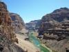 ....direkt an den Hängen des Canyons