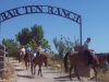 Aktivitäten auf der Ranch - Ausritt
