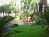 Gartenanlage des Hilton Hawaiian Village