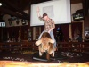 Bullriding in der Saddle Ranch