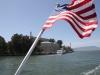 Bootstour in der San Francisco Bucht um Alkatraz herum