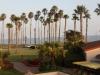 Aussicht vom Hotel Doubletree Fess Parker