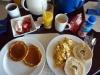 hm, lecker Frühstück
