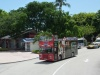 Hop-on Hop-off Sightseeing Bus - auf zur Stadtrundfahrt in South Beach, Downtown, Coral Gables, Coconut Grove, Little Havana...