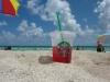 Erfrischung von Starbucks - Passion Fruit Ice Tea ist köstlich an einem heißen Tag