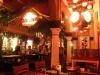 Nuvo Café im Espanola Way (Seitenstraße von der Washington Avenue)