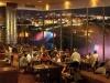 KEG Steakhouse am Abend - Panoramablick auf die beleuchteten Niagarafälle