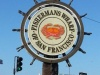 Fisherman\'s Wharf Sign