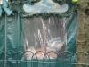 bryant park, le caroussell, nostalgische holzpferd unter planen