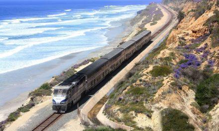 Zugreisen durch Amerika