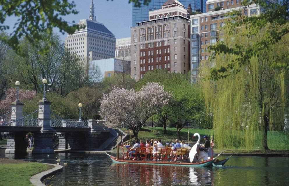 Boston – die Wiege der Unabhängigkeit
