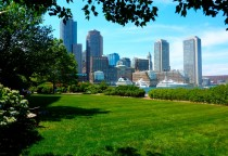 Boston Park & Harbour
