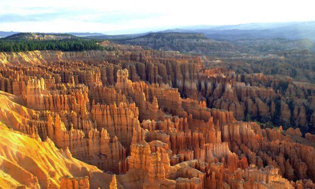 Bryce Canyon Nationalpark im Westen der USA