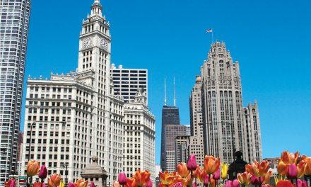 Chicago – immer eine Reise Wert