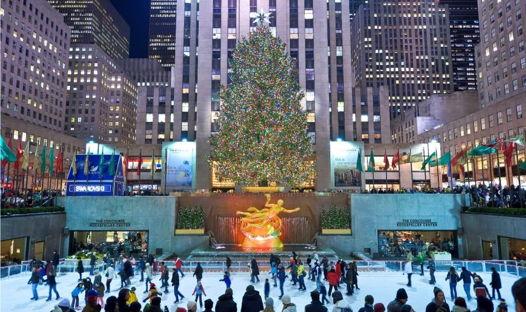 Christmas Shopping in New York - Fairflight Reisemagazin