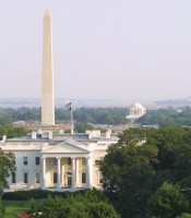 Weisses Haus – Washington Memorial – Jefferson Memorial