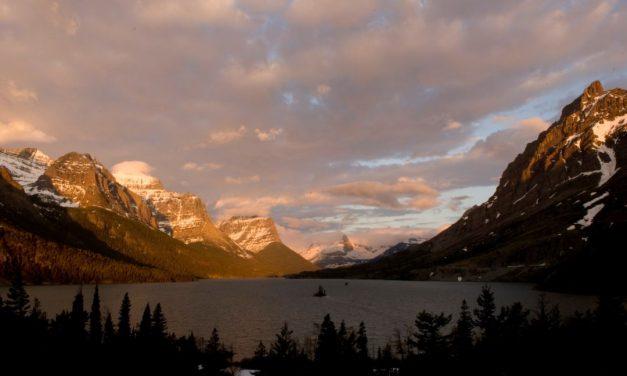 Glacier Nationalpark in Montana