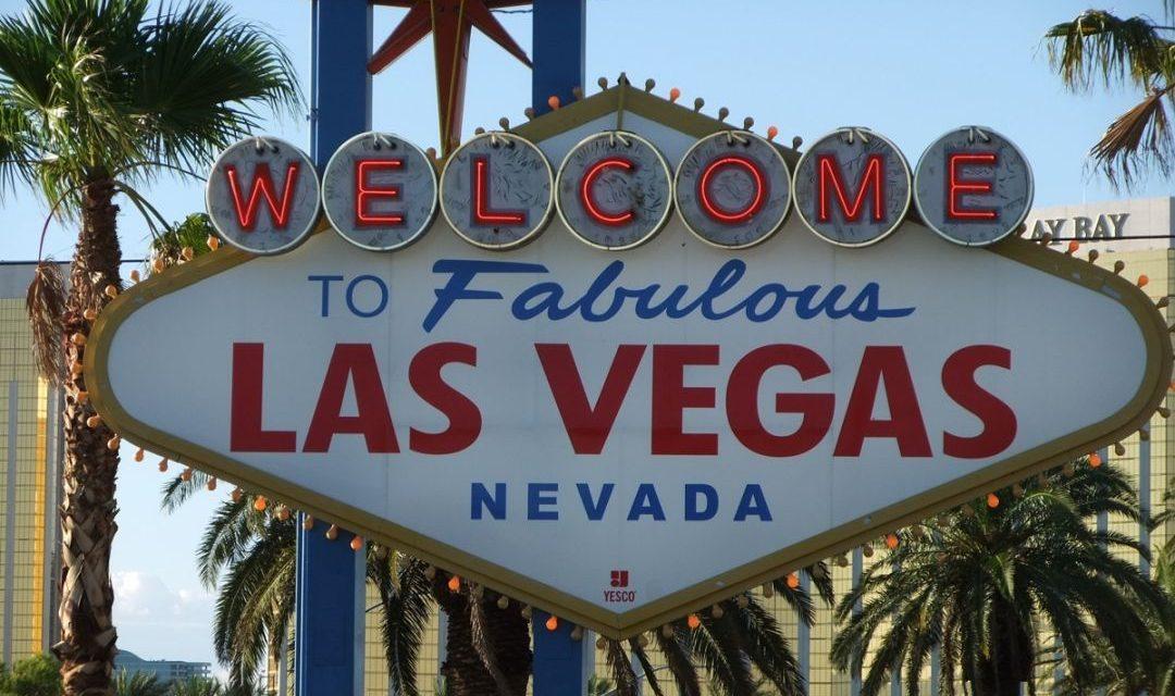 Glitzermetropole Las Vegas