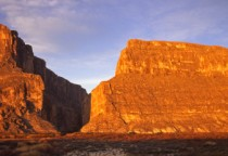 Santa Elena Canyon im Big Bend