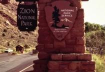 Zion_National_Park_Einfahrt