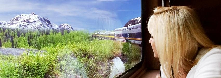 Zugreisen durch die USA