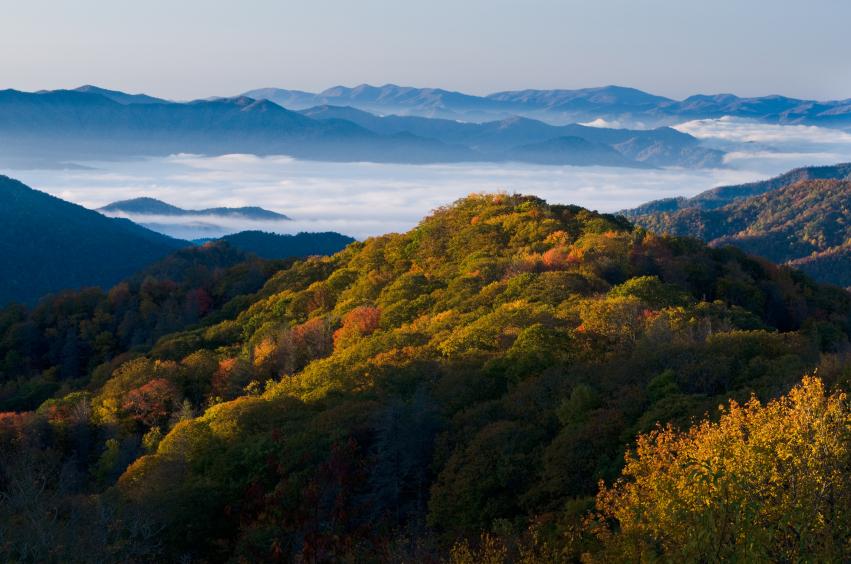 Von Asche zu Rauch: Asheville & die Great Smoky Mountains