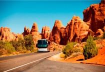 Busrundreise im Westen der USA