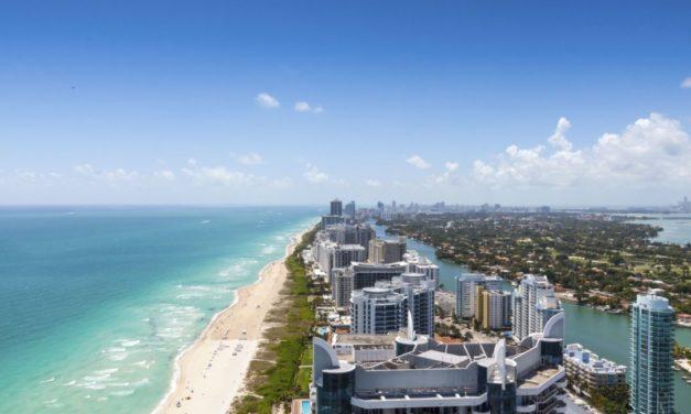 Badeurlaub in Miami Beach