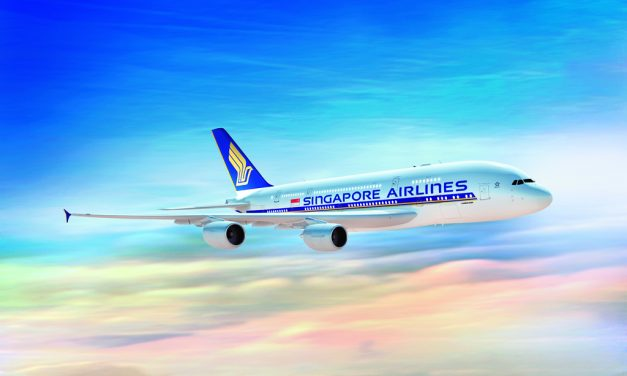 Mit Singapore Airlines nach New York