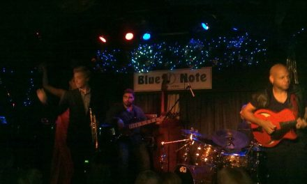 "New York's Jazzclub ""Blue Note"""