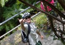 Fahrradtour zum Kilauea - Tourguide Steve