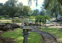 Hilo, Liliuokalani Garden