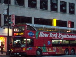 Stadtrundfahrt New York im Hop-on Hop-off