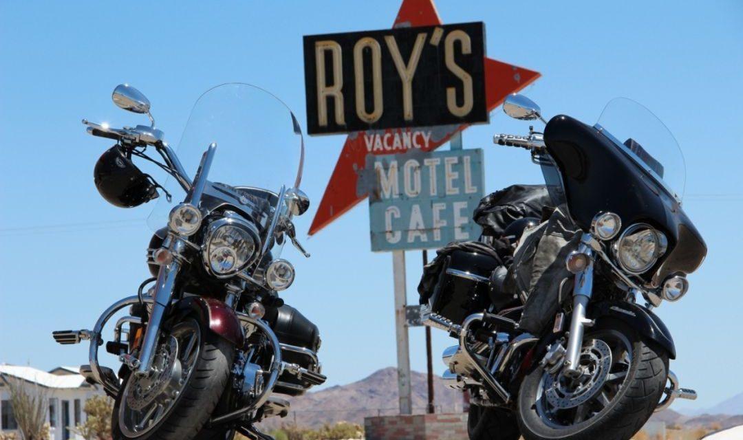 Auf dem Motorrad durch die USA