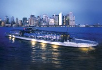 Bateaux New York - Lunch oder Dinner Cruises