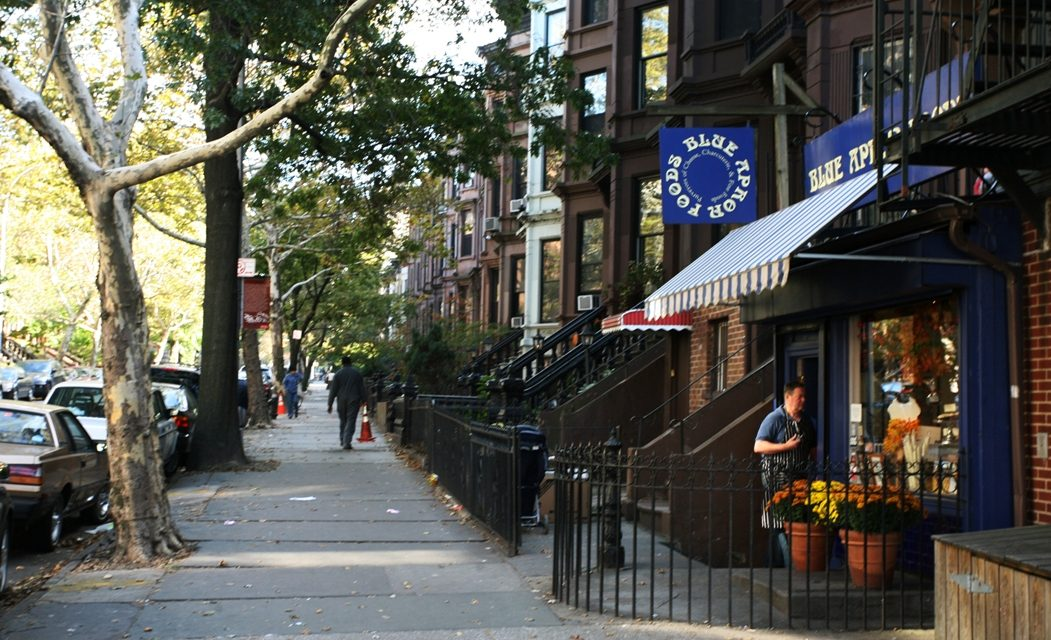 Stadtteile New York City's