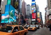 Taxi - Times Square