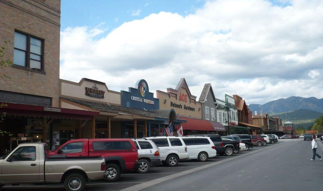Meine Reise in die Rocky Mountains