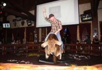 Bullriding Saddle Ranch