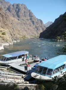 jet boat, hells canyon, rocky mountains