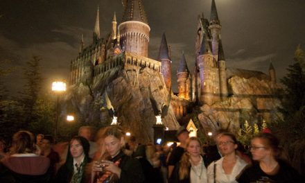 Harry Potter Welt in den Universal Studios