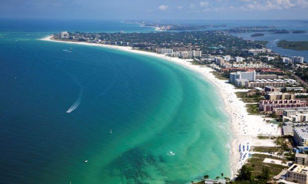 Bester Strand der USA – Siesta Key