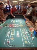 Spieltisch im Venetian