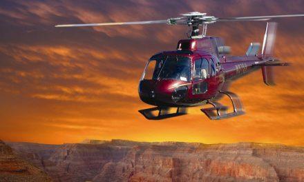 Hubschrauberrundflug über Las Vegas