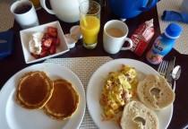 Frühstück Marriott South Beach