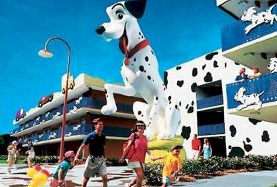 Disney's Familienhotels in Orlando