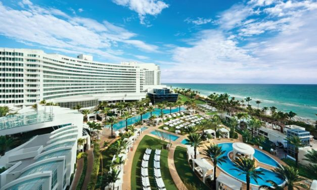 Fontainebleau Hotel in Miami